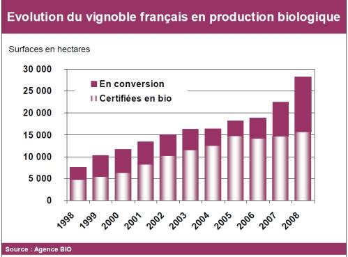 viticoltura biologica francia 2008 1