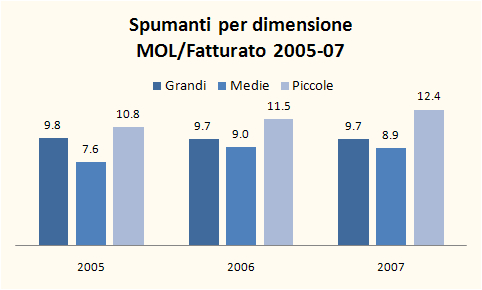 INDICI BILANCIO SPUMANTI 2007 4