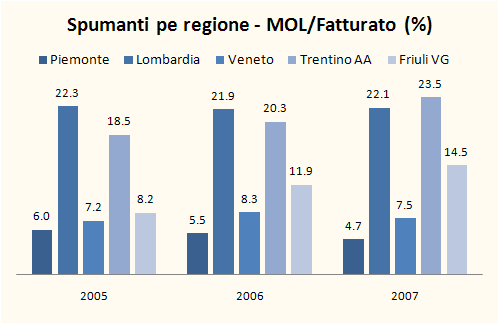 INDICI BILANCIO SPUMANTI 2007 6