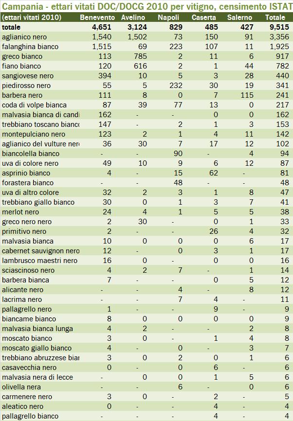 campania censimento 2010 t2